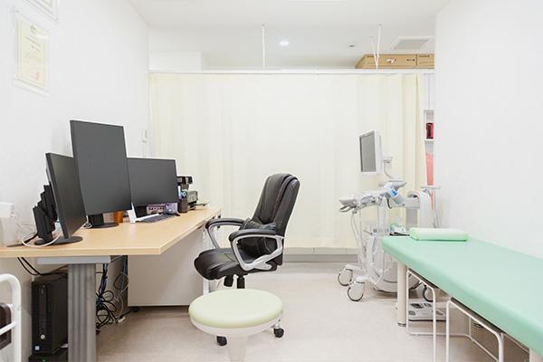 診察室(完全個室:2室)