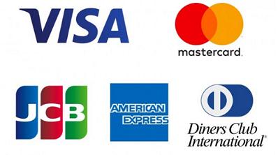 クレジットカードでお支払い